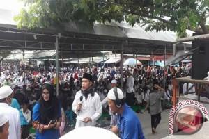 Ribuan Umat Islam Hadiri Haul Guru Tua
