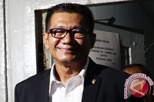 Agun Gunandjar penuhi panggilan KPK jadi saksi kasus KTP-e
