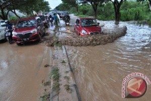 Curah Hujan di Sulteng Masih Tinggi