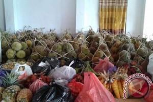 Banjir Buah Durian, Desa Malei Gelar Padungku