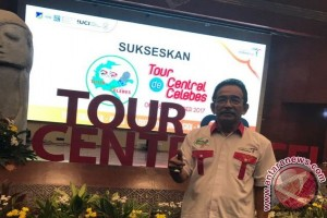 Lion Air dukung penuh Tour de Central Celebes