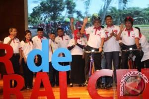 Tour de Central Celebes diluncurkan, 12 negara siap berpartisipasi