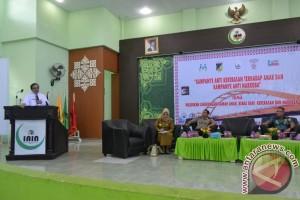 Rektor IAIN : Islam Tegas Mengajarkan Perlindungan Anak