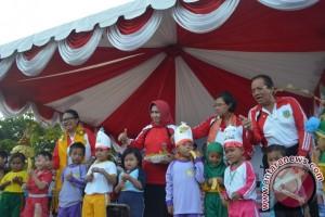 Menteri : Pemda Harus Bersatu Hentikan Kekerasan Anak
