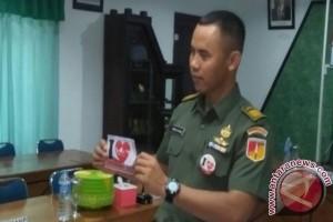 Korem 132/Tadulako gagas gerakan 'Aku Cinta Indonesia'