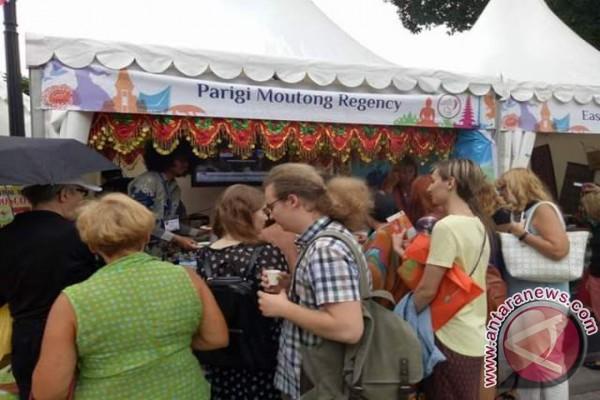 Warga Rusia minati produk kelor dari Parigi Moutong