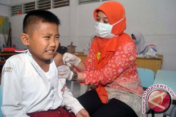 Dinkes Palu Maksimalkan Imunisasi 15.000 Siswa SD