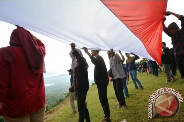 Warga Palu Semangat Rayakan HUT Kemerdekaan RI