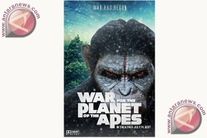 """War for Planet of the Apes"" penutup sempurna trilogi"