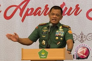 Panglima: TNI tak pernah lupakan para pejuang