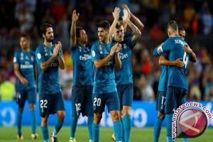 Kembali hancurkan Barca, Real Madrid juara Piala Super