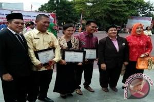 Tiga Penyuluh Pertanian Raih Juara Penyuluh Teladan
