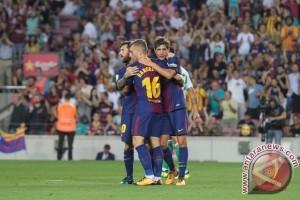 Barcelona tundukkan Betis dua gol tanpa balas