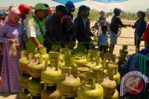 Pangkalan Elpiji Nakal Dilaporkan ke Lurah