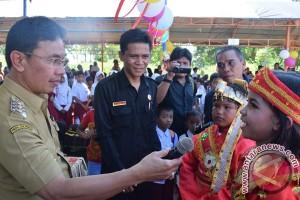 2.500 Anak Hadiri Peringatan Hari Anak Sigi