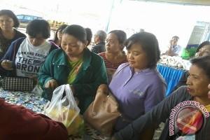Warga Palu Dan Sigi Minati Pasar Murah