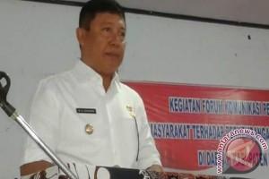 Bupati Poso ajak masyarakat taat pajak