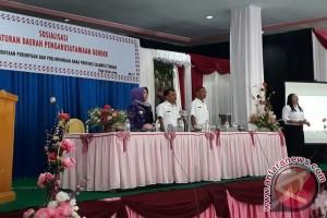 DP3A Sosialisasikan Perda PUG Di Daerah Tertinggal