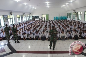 489 orang ikut seleksi calon Bintara TNI di Sulteng