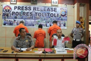 Tersangka sempat bebas, berkas kasus sabu 2 kg Tolitoli dinyatakan lengkap