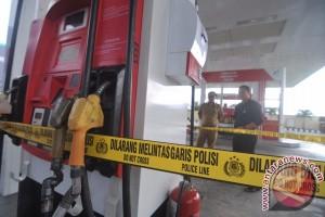 Kurangi Takaran BBM, SPBU di Segel Polda Sulteng