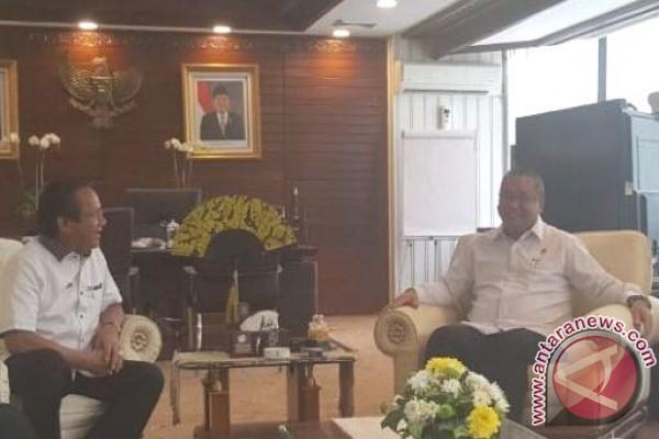 Gubernur koordinasikan agenda Presiden Jokowi ke Sulteng