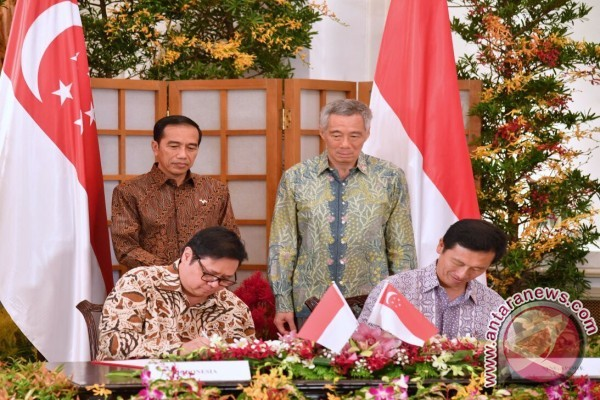 Kerja sama kejuruan industri Indonesia-Singapura cetak tenaga kerja kompeten