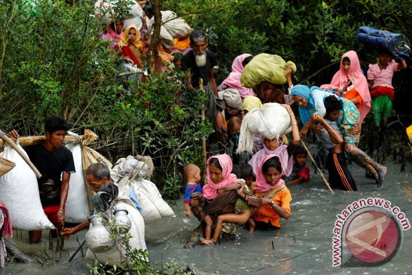 Dunia Islam puji rencana rencana PBB bantu pengungsi Rohingya
