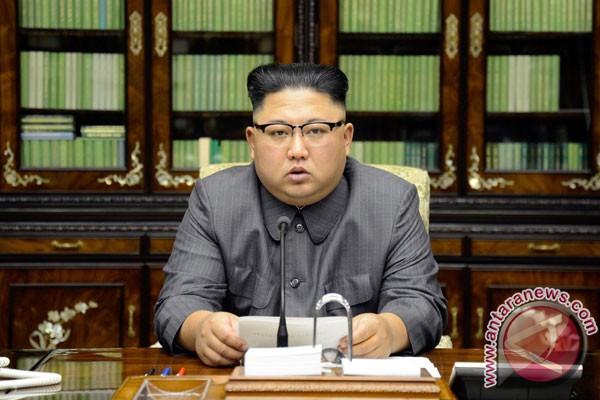 Kim ejek Trump