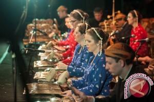 Tiga perintis seni gamelan di Inggris dapat penghargaan