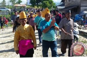 Warga Parigi gelar Nompaura jelang kunjugan Presiden Jokowi