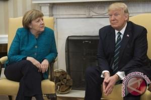 Merkel dan Trump kompak ingin sanksi lebih keras kepada Korut