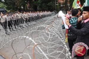 Demonstran tuntut pengusiran Dubes Myanmar di Indonesia