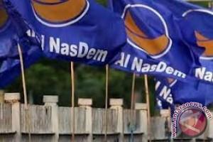 DPD Nasdem Lapor Pengrusakan Ratusan Atribut Partai