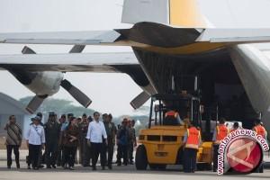 Presiden lepas bantuan kemanusiaan untuk pengungsi Rohingya
