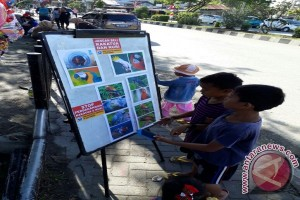 Organisasi Profauna Kampanyekan Stop Perdagangan Burung Kakatua-Nuri