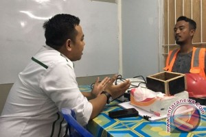 BPJS TK gerak cepat layani korban Kecelakaan Kerja proyek RSUP Undata