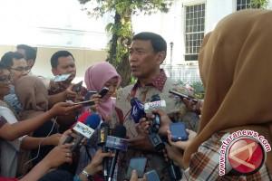 Wiranto jamin kisruh senjata tidak ganggu keamanan nasional
