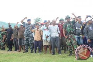 Bersama Rakyat TNI Kuat, Hebat dan Profesional