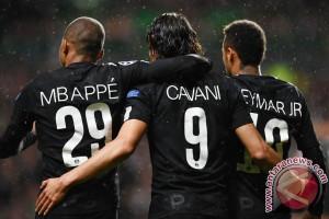 Tanpa Neymar, PSG ditahan imbang Montpellier 0-0