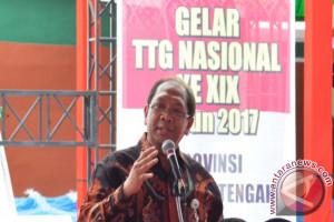 Pameran Gelar TTG Nasional Diikuti 10.000 Peserta