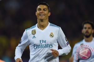 Real Madrid atasi Dortmund 3-1, Ronaldo borong dua gol