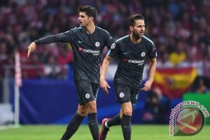Balikkan kedudukan, Chelsea menang di markas baru Atletico