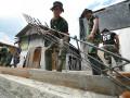 TNI REHABIITASI PASAR MASOMBA