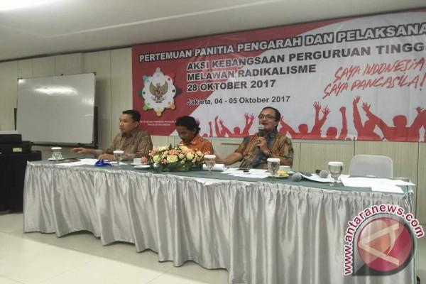 Aksi Lawan Radikalisme Berlangsung Di Setiap Provinsi