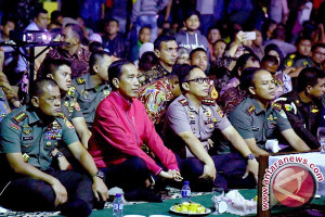Presiden mengaku tiga kali tonton film G30S/PKI