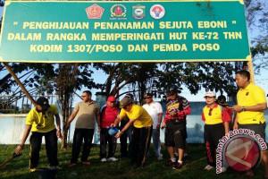 TNI gelar Sepeda Gembira pertama pascakerusuhan di Poso