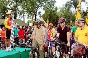 Poso Gelar `fun-bike` Pertama Pascakerusuhan