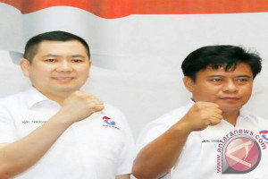 Perindo Sulteng Fokus Hadapi Pemilu 2019