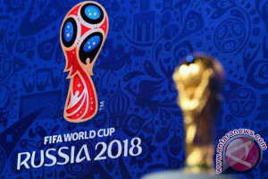 Piala Dunia 2018 - Jadwal pertandingan Piala Dunia